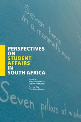 Perspectives of Student Affairs in South Africa (Paperback)