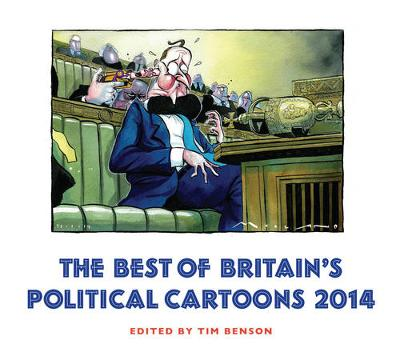 Best of Britain's Political Cartoons 2014 (Paperback)