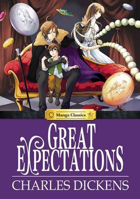 Manga Classics: Great Expectations (Hardback)