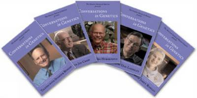 Conversations in Genetics: v. 2: An Oral History of Our Intellectual Heritage in Genetics (DVD video)