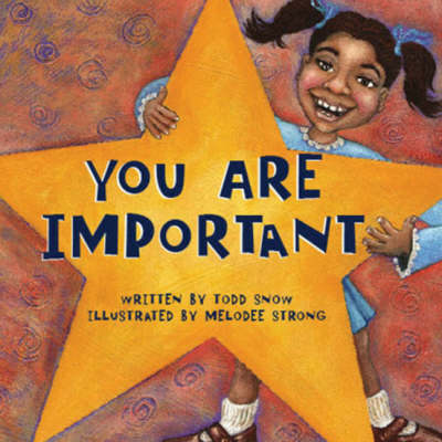 You are Important (Board book)