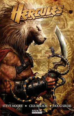 Hercules: The Knives of Kush (Paperback)