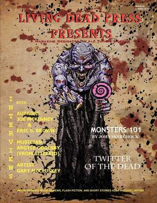 Living Dead Press Presents Magazine Spring 2011 (Paperback)
