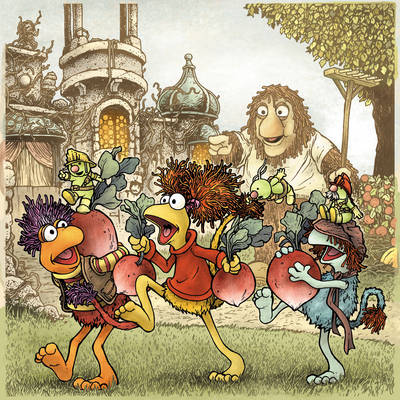 Fraggle Rock: Volume 2 (Hardback)