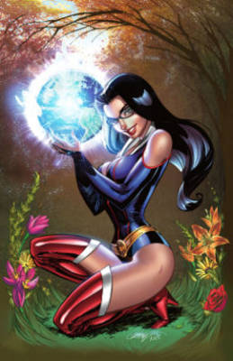 Grimm Fairy Tales Cover Art Book: Volume 2 (Hardback)
