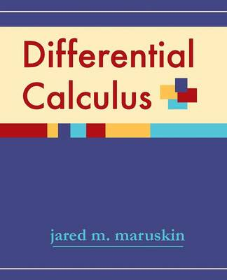 Differential Calculus (Paperback)