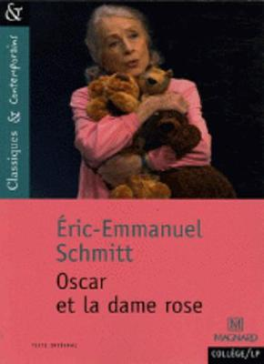 oscar et la dame rose by eric emmanuel schmitt waterstones. Black Bedroom Furniture Sets. Home Design Ideas