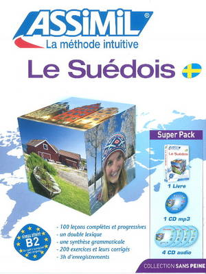 Le Suedois Set (Mixed media product)