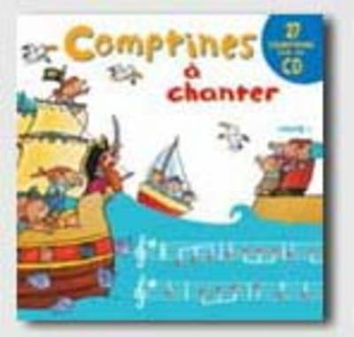 Comptines a Chanter: Comptines a Chanter 2 - Book + CD-Audio (Mixed media product)
