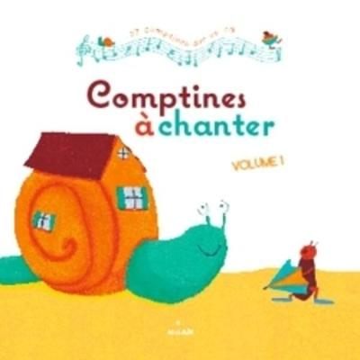 Comptines a Chanter: Comptines a Chanter 1 - Book + CD-Audio (Mixed media product)