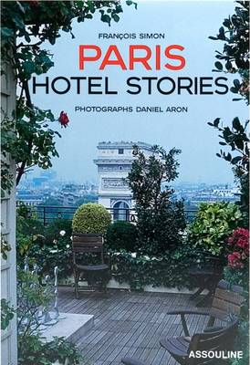 Paris Hotel Stories (Hardback)