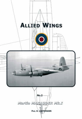 Martin Marauder Mk.I - Allied Wings (Paperback)