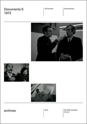 Documenta 5: Jef Cornelis - Archives (DVD)