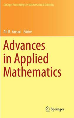 Advances in Applied Mathematics - Springer Proceedings in Mathematics and Statistics 87 (Hardback)