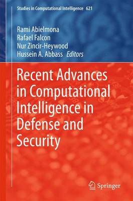 Cover of Recent Advances in Computational Intelligence in Defense and Security 2016 - Studies in Computational Intelligence 621 (Hardback)