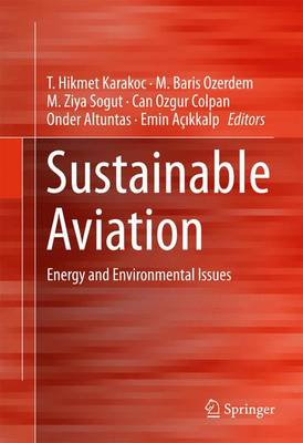 Cover Sustainable Aviation 2016: Energy and Environmental Issues