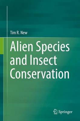 Cover Alien Species and Insect Conservation 2016