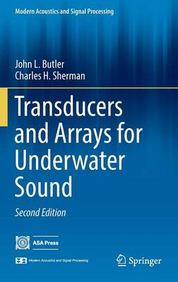 Cover Transducers and Arrays for Underwater Sound 2016 - Modern Acoustics and Signal Processing