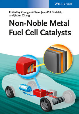 Non-Noble Metal Fuel Cell Catalysts (Hardback)