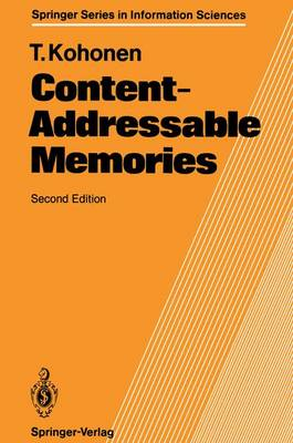Content-Addressable Memories - Springer Series in Information Sciences 1 (Paperback)