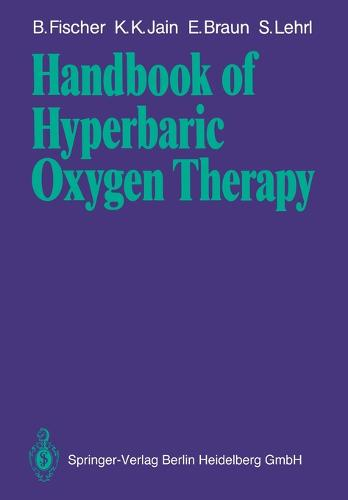 Handbook of Hyperbaric Oxygen Therapy (Paperback)