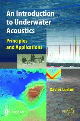 Underwater Acoustics: An Introduction - Springer Praxis Books / Geophysical Sciences (Hardback)