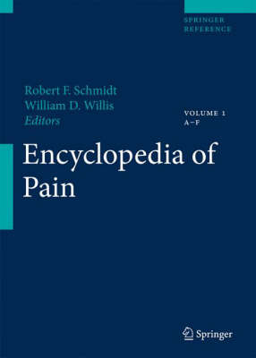 Encyclopedia of Pain (Hardback)