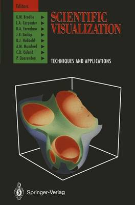 Scientific Visualization: Techniques and Applications (Hardback)
