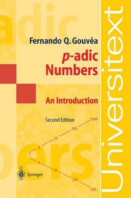 p-adic Numbers: An Introduction - Universitext (Paperback)