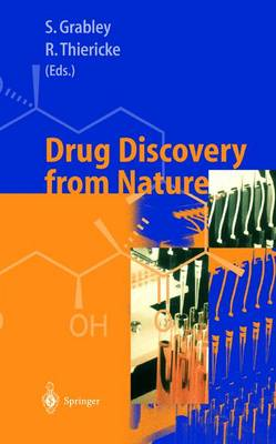 Drug Discovery from Nature - Springer Desktop Editions in Chemistry (Hardback)
