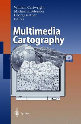 Multimedia Cartography (Hardback)
