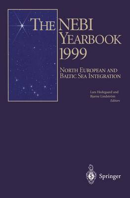 The Nebi Yearbook 1999: North European and Baltic Sea Integration (Hardback)