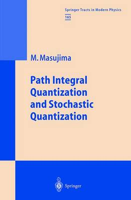 Path Integral Quantization and Stochastic Quantization: v. 165 - Springer Tracts in Modern Physics Vol 165 (Hardback)