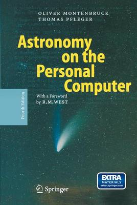 Astronomy on the Personal Computer (Hardback)