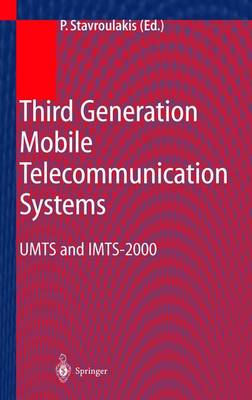 Third Generation Mobile Telecommunication Systems: Umts and Imt-2000 (Hardback)