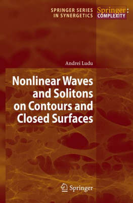 Nonlinear Waves and Solitons on Contours and Closed Surfaces - Springer Series in Synergetics (Hardback)