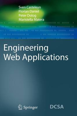 Engineering Web Applications - Data-Centric Systems and Applications (Hardback)