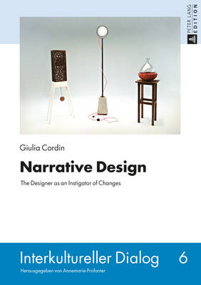 Cover Narrative Design: The Designer as an Istigator of Changes - Interkultureller Dialog 6