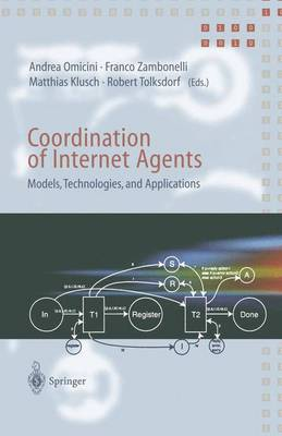 Coordination of Internet Agents (Paperback)