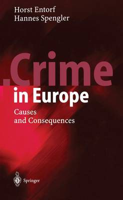 Crime in Europe (Paperback)