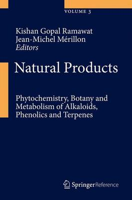 Cover Natural Products: Phytochemistry, Botany and Metabolism of Alkaloids, Phenolics and Terpenes