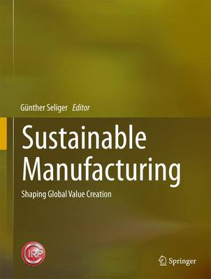 Sustainable Manufacturing - EcoProduction (Hardback)