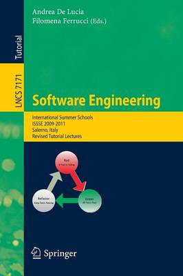 Software Engineering - Lecture Notes in Computer Science / Programming and Software Engineering 7171 (Paperback)