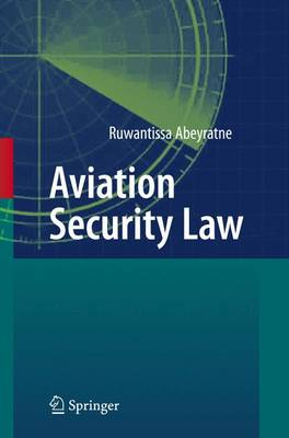 Aviation Security Law (Paperback)