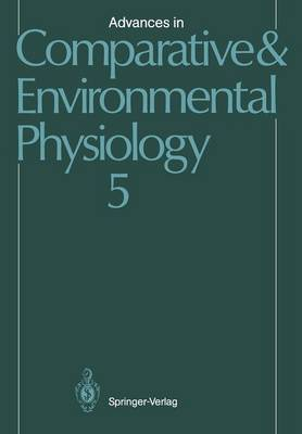 Advances in Comparative and Environmental Physiology - Advances in Comparative & Environmental Physiology 5 (Paperback)