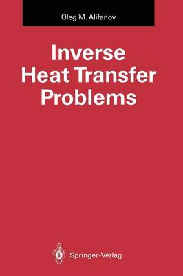 Inverse Heat Transfer Problems - International Series in Heat & Mass Transfer (Paperback)