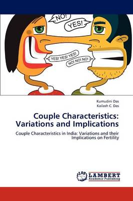 Couple Characteristics: Variations and Implications (Paperback)