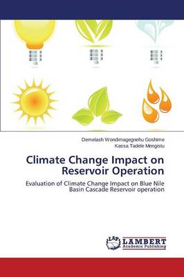 Climate Change Impact on Reservoir Operation (Paperback)