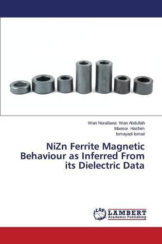 Nizn Ferrite Magnetic Behaviour as Inferred from Its Dielectric Data (Paperback)