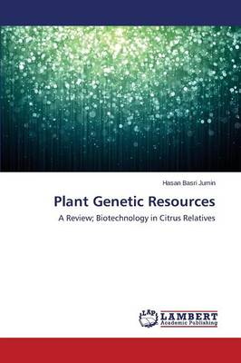 Plant Genetic Resources (Paperback)